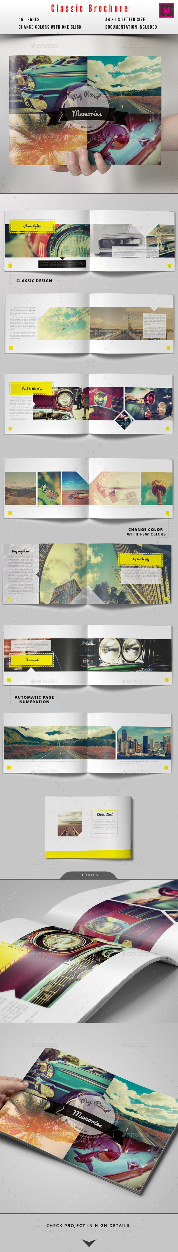 GraphicRiver Classic Brochure 9583684