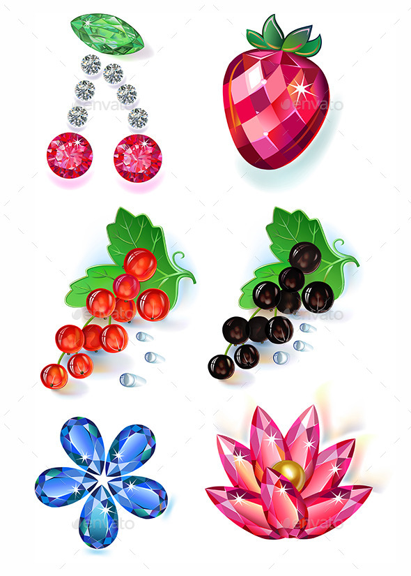 Gem Fruits