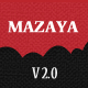 Mazaya Responsive WordPress News, Magazine Theme - ThemeForest Item for Sale