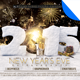 New Year's Eve Extravaganza Flyer Template - GraphicRiver Item for Sale