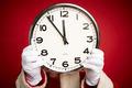 Christmas clock - PhotoDune Item for Sale