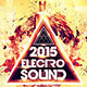 2015 Electro Party Flyer - GraphicRiver Item for Sale