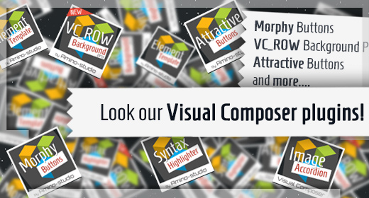 Our Visual Composer Add-ons