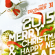 Christmas/NY Flyer + Fb Timeline Template - GraphicRiver Item for Sale