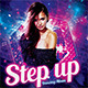 Step Up CD Album Cover - GraphicRiver Item for Sale