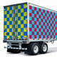 53 Foot Trailer Wrap Mock Up - GraphicRiver Item for Sale