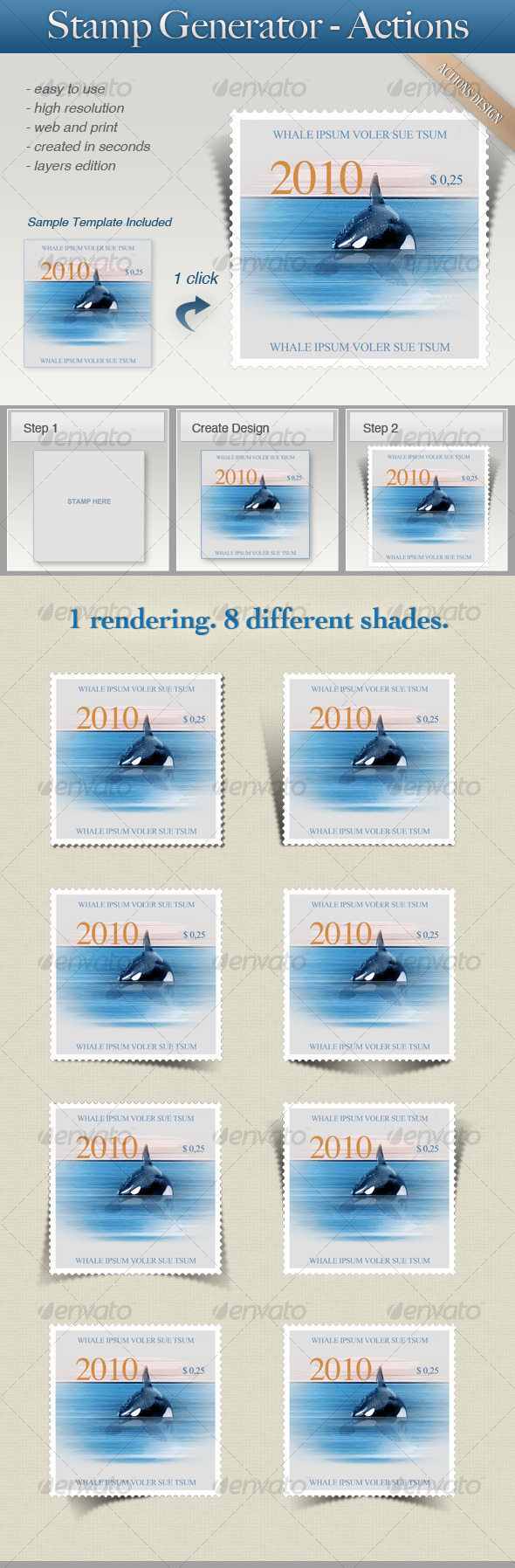GraphicRiver Stamp Generator 122735