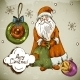 New Year and Christmas Greeting Card - GraphicRiver Item for Sale