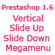 Prestashop Module :: Vertical Megamenu - CodeCanyon Item for Sale