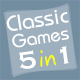01Smile Classic Games 1 (5 in 1)