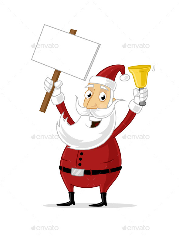 GraphicRiver Santa Claus 9635976