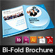 Corporate Bi-fold Brochure 02 - GraphicRiver Item for Sale