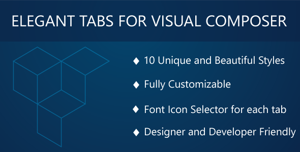 27. Elegant Tabs for Visual Composer