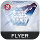 Winter Winds Flyer - GraphicRiver Item for Sale