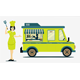 Food Truck - GraphicRiver Item for Sale