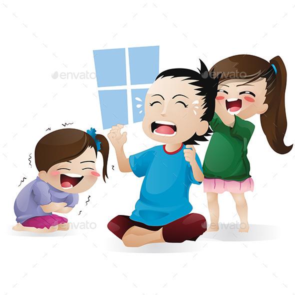 GraphicRiver Happy Kids 9638182