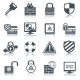 Security Icons Set - GraphicRiver Item for Sale