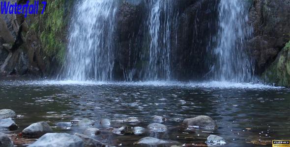 VideoHive Waterfall 7 9638440