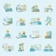 Engineer Icons - GraphicRiver Item for Sale