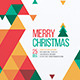Minimal Christmas Flyer - GraphicRiver Item for Sale