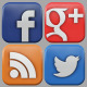 Social Media 3D Icons Pack - VideoHive Item for Sale