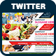 Beyan Twitter Header  - GraphicRiver Item for Sale