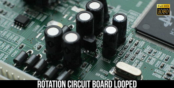 VideoHive The Circuit Board 111 9638917