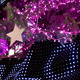 Christmas Pink Led Light Tree Detail - VideoHive Item for Sale