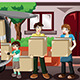Family Moving House - GraphicRiver Item for Sale