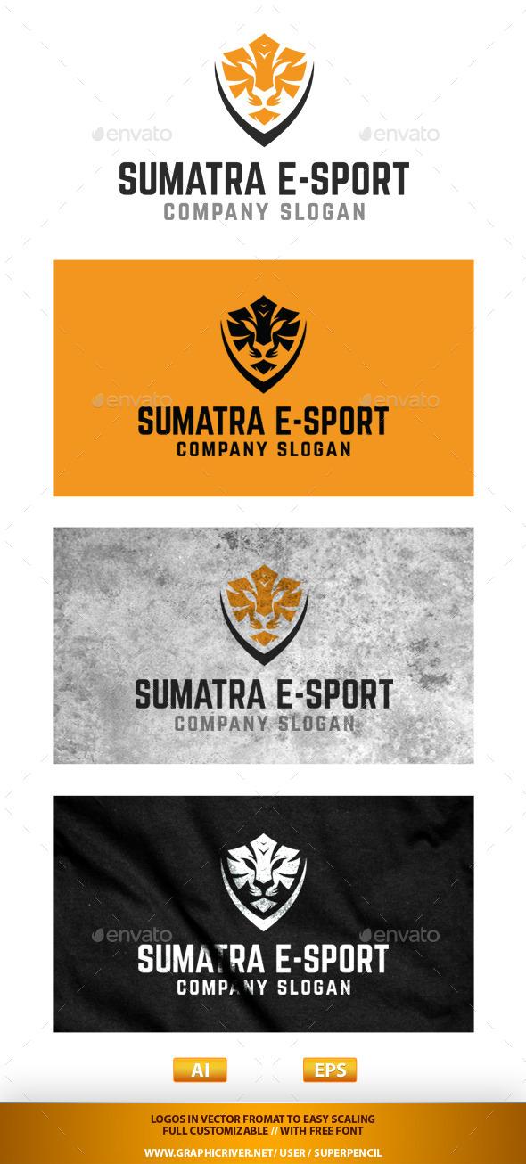 GraphicRiver Sumatra E-Sport 9639682