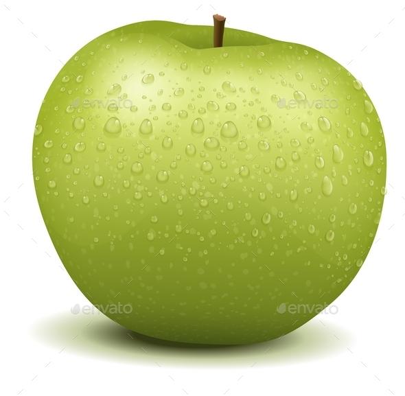 GraphicRiver Apple 9639771