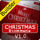 Christmas - E-commerce Responsive Email + Builder - ThemeForest Item for Sale