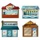 Shops Set - GraphicRiver Item for Sale