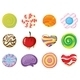 Various Sweets - GraphicRiver Item for Sale