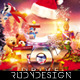 Toy Drive Charity Flyer Template - GraphicRiver Item for Sale