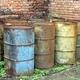 Rusting Oil Barrels - PhotoDune Item for Sale