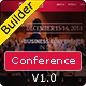 Conference - Responsive Email Template + Builder