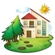 House - GraphicRiver Item for Sale