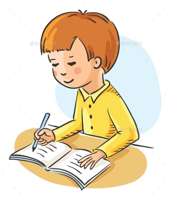 GraphicRiver Homework 9641009