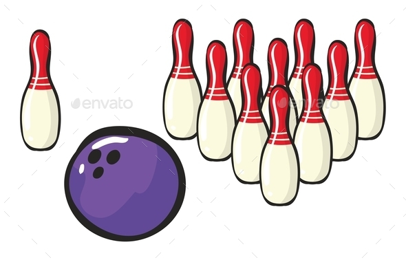 GraphicRiver Bowling 9641015