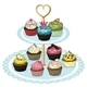 Cupcake Tray  - GraphicRiver Item for Sale