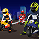 People Riding Motorcycle - GraphicRiver Item for Sale