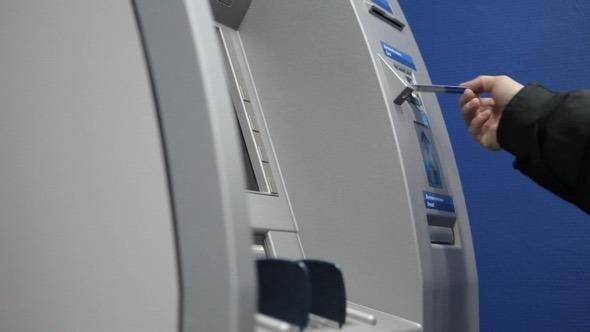ATM Cash Out