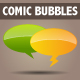 Comic speech Bubbles (Vector) - GraphicRiver Item for Sale