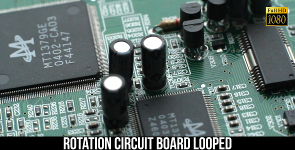 VideoHive The Circuit Board 112 9642128