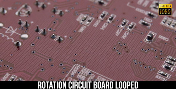 VideoHive The Circuit Board 113 9642177