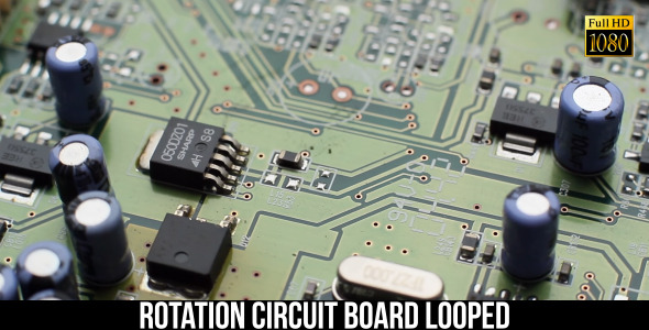 VideoHive The Circuit Board 114 9642202