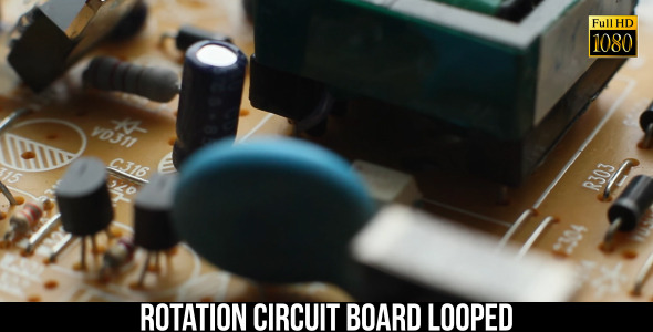 VideoHive The Circuit Board 116 9642352