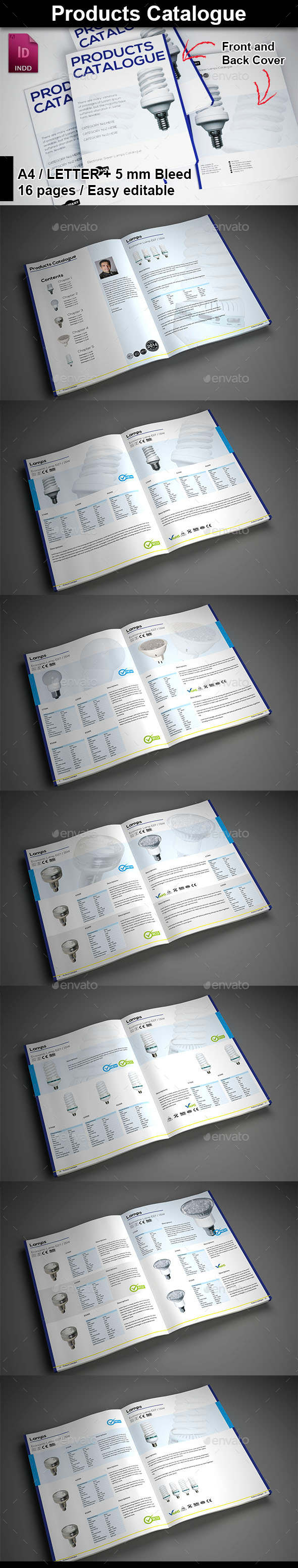 GraphicRiver Products Catalogue 9642383