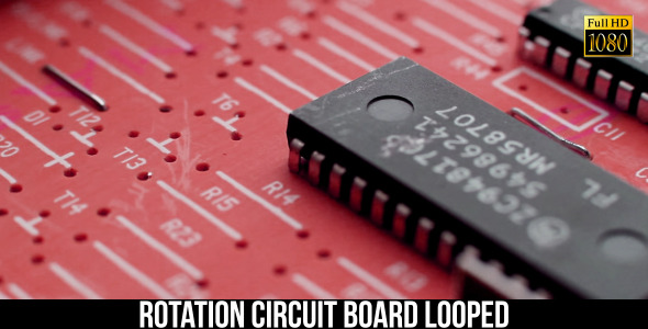 VideoHive The Circuit Board 117 9642389